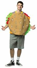 Bob's Burgers Gene Food Adult Costume Tunic Halloween Dress Up Rasta Imposta