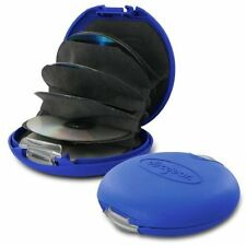 Disc Holder Discgear DVD CD MP3 Blue-Ray Scratch Protector Media Case Wallet 22