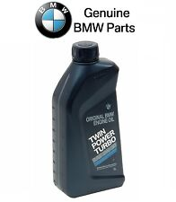 NEW BMW 5w-30 High Performance Fully Synthetic Engine Oil - 1 Quart Genuine
