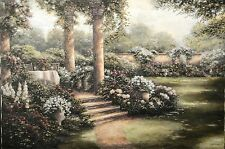 North Lawn by Betsy Brown - Original Oil Painting