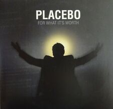 PLACEBO : FOR WHAT IT'S WORTH - [ CD SINGLE ]