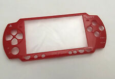 NEW Red Faceplate for Sony PSP-2001 PSP-2000 Faceplate God of War edition