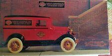 Harley Davidson 1931 panel bank mint 1/34