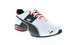 Puma Cell Surin 2 FM 18987601 Mens White Synthetic Lace Up Athletic Running
