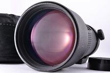 Mint Nikon AF Nikkor 300mm f/4 IF ED 300 4 Telephoto Lens from Japan Prime Caps