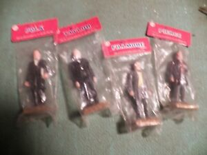 Marx 60mm President Lot  Polk, Taylor, Fillmore, and Pierce Mint in Bags