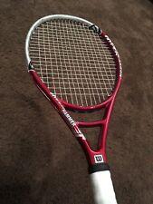 Wilson Hyper Carbon Hammer Rollers 5.6 Tennis Racquet