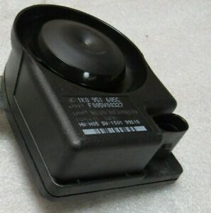 Car Security Alarm Speaker Horn For Audi A3A4A5A6A7A8 Skoda Seat Volkswagen 0EM