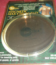 BIOflex Magnet Max Circle Pad Therapy Healing Bio-60001 Pain Relief