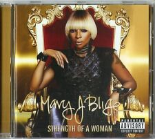 BLIGE MARY J. STRENGHT OF A WOMAN CD NUOVO SIGILLATO