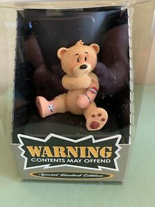 Bad Taste Bears - Drew, Special Collectors Edition, Ltd to 500.The Tattoo Bear.