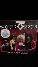 TWISTED SISTER Rock N Roll Saviors The Early Years CD BOX SET You Can't Stop RnR