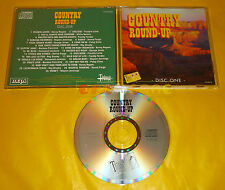 COUNTRY ROUND-UP Disc One - CD