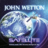 John Wetton - Live Via Satellite (NEW 2CD)