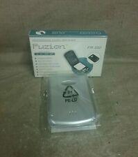 Fuzion Digital Scale FR350 Gray/Silver Small Mini ( 0.1g - 350g )