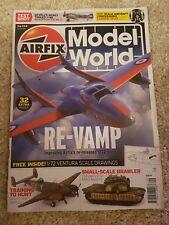 Airfix Model World Magazine - Issue 94 - September 2018 1/72 Vampire 1/48Ventura