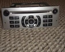Peugeot 407 Citroen c5 Blaupunkt car cd radio stereo player mp3 100% Working