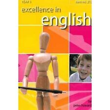 Excellence in English Year 3