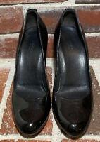 Gucci Black Patent Pumps - Women's Size 9