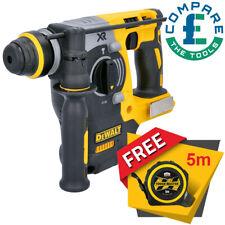 Dewalt DCH273 18V XR Brushless SDS+ Hammer Drill With Free Tape Measures 5M/16ft