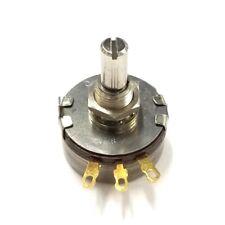 Centralab Hmp 100k 100k Ohm 2 Watt Short Shaft Potentiometer Rv4naysd104a