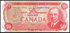 1975 CANADA $50 DOLLARS REPLACEMENT BANKNOTE * EHX 0615961 * VF+ * P-90b *