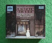 Rossini - Cecilia Bartoli, Gabriele Ferro – La Scala Di seta - 2CD Ricordi 1989