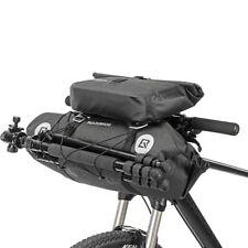 Grande Bicicletta Borsa Capacità Anteriore Telaio Tubo Manubrio Ciclismo Tronco