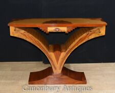 Deco Console Table - Modernist Hall Tables Interiors