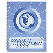"Ward 40 Week Student Assignment Book - Weekly, Daily - 9 Month - 8.50"" X 11"" -"