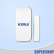 KERUI Wireless Window/Door Detector Gap Sensor Lot For Security Alarm System