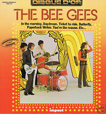 LP BEE GEES DISQUES D'OR IMPACT