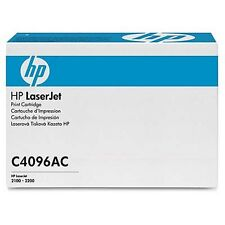 HP Genuine C4096A Laser Toner Cartridge C4096AC - Printers: 2100, 2200 Series(s)