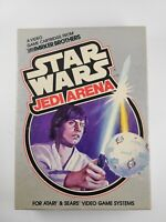 Star Wars Jedi Arena Atari 2600 Sears Game In Box Original