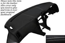 Gris Stitch encaja Toyota Mr2 Mk2 1989-2000 Dash Dashboard Leather piel cubierta sólo