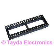 5 x 40 pin DIP IC Socket Adaptor Solder Type - FREE SHIPPING
