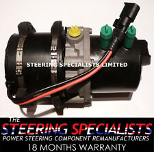 Peugeot 106 1996 to 2004 Genuine Remanufactured Power Steering Pump