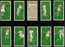 Full Set, Players, Tennis 1936 (w16f082-362)
