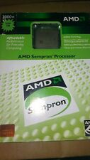 AMD Sempron 3000+ 1.8 GHz (SDA3000BOBOX) Processor W/ Fan