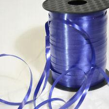 Premium Balloon Curling Ribbon 5mm x 450m length NAVY BLUE