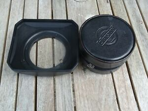 CAvision DWC06x58 Wide Angle Lens with 58mm Thread fitting with Sun Hood