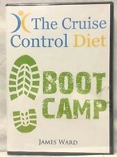 Cruise Control Diet Boot Camp (DVD, New) Usually ships in 12 hours!!!