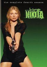 La Femme Nikita Season 4 R4 DVD The Complete Fourth Series Four