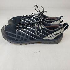 Merrell Bare Access Arc 3 Womens Size 8 US Vibram Black Barefoot Running Shoes