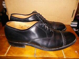 Alden Black Mens Shoes 10