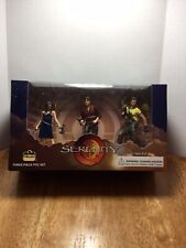 Firefly Serenity Three Piece Pvc Set River, Mal And Jayne