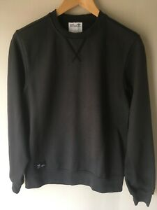 David Beckham line Adidas Mens Jumper/Sweater Grey Size S