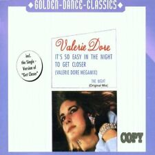Valerie DORE it 's così EASY in the night to get closer (Megamix) [Maxi-CD]