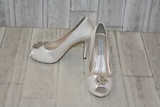 Touch Ups Antonia Dress Sandal-Women's Size 7M Ivory