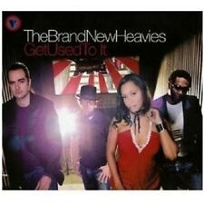 """THE BRAND NEW HEAVIES """"ALL ABOUT THE FUNK & GET USED TO IT"""" 2 CD NEW+"""